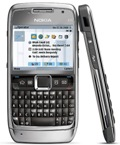Nokia E71 Messenger Phone