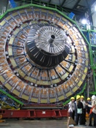 The CERN LHC Particle Accelerator